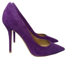 Salvatore Ferragamo Susi Purple Pumps. Get the must-have pumps of this season! These Salvatore Ferragamo Susi Purple Pumps are a top 10 member favorite on Tradesy. Save on yours before they're sold out!