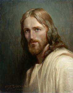 Christ by Joseph Brickey