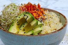 Quick Sauerkraut Salad Adrenals, Anti-Candida, Entrees, Estrogen Dominance, Menopause, PCOS, Recipes, Salads & Sides, Thyroid