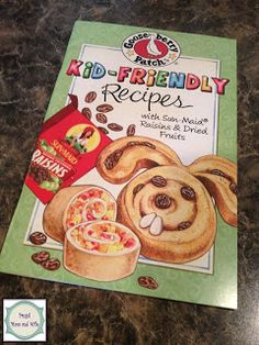 Free Gooseberry Patch Kid-Friendly Recipes Cookbook! (Mailed)