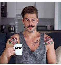 Mustache inspiration