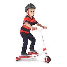 Toys r us 49.99........Yvolution Y Fliker J2 Junior Scooter- Red