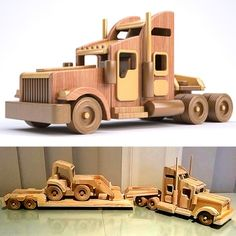 Wooden Diy, Wooden Signs, Wooden Toy Trucks, Wood Toys Plans, Hide Wires, Cozy Blankets, Scroll Saw, Semi Trucks, White Patterns