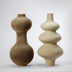Turi Heisselberg Pedersen . balustrade vases II, 2014