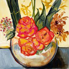 """Still life Roses""  www.yolandagonzalez.com"