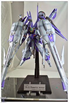 "Custom Build: HGUC 1/144 TR-5 Hrairoo ""Powerful Armor"" - Gundam Kits Collection News and Reviews"