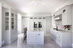 Bespoke inframe Waterford kitchen | O'Connors of Drumleck