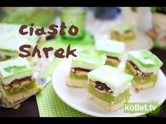▶ Ciasto Shrek - Kotlet.TV - YouTube