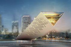 drors miamilift wins dawntowns 2013 landmark miami competition #architecture ☮k☮