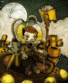 Illustrations by Berk öztürk