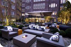 Restaurant Bridges Amsterdam