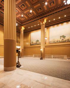 Union Station. Burlington Room.