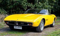 The Ghibli Helped Save Maserati - Petrolicious
