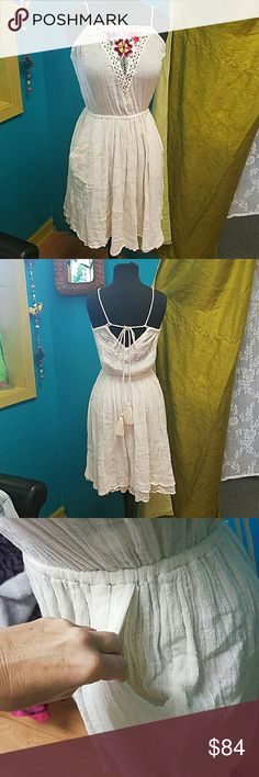 Jens Pirate Booty boho dress Excellent condition! Jen's Pirate Booty Dresses