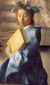 Clio, Vermeer's muse