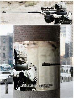 Campaña de Global Coalition for Peace en contra de la guerra de Irak