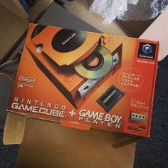 Spice Gamecube and Game Boy Player box Games Consoles, Nintendo Consoles, Playstation, Nintendo Sega, Retro Video Games, Game Boy, Funko Pop, Videos, Microsoft