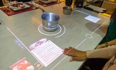 Whirlpool demos touchscreen stovetop mockup at CES