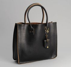 SPECIAL EDITION BILLYKIRK LEATHER TOTE