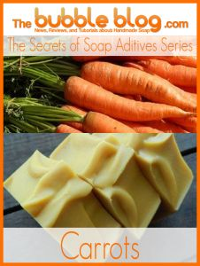 Carrot Soap You can make a moisturizing carrot and honey mask for your face 2 Tablespoons of fresh carrot pulp 1 teaspoon of honey 1 teaspoon of olive oil 5 drops of carrot seed essential oil Homemade Soaps, Cleaners Homemade, Homemade Beauty, Soap Making Recipes, Soap Recipes, Carrot Soap, Savon Soap, Homemade Cosmetics, Cold Process Soap