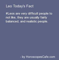 Leo Daily Fun Fact