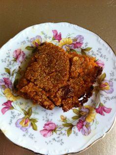 Passover: Sweet Potato Kugel Vegan