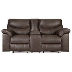 Boxberg Gray Power Reclining Loveseat Living Room Sofa, Living Room Furniture, Console, Online Furniture Stores, Power Recliners, Extra Seating, Love Seat, Upholstery, Teak