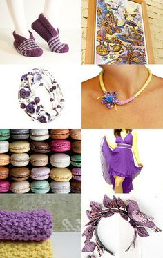134. PURPLE by lady lovely on Etsy--Pinned with TreasuryPin.com