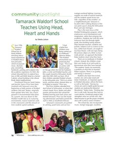 Tamarack was featured in this month's Natural Awakenings magazine. Read the full article here on pages 16 and 17: http://issuu.com/na-milw/docs/natural_awakenings_mke_august_2015