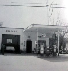 1950s service stations - Bing images