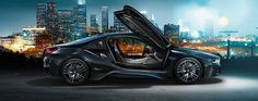 You can experience 420 lb-ft of thrilling torque in the plug-in hybrid BMW i8 and launch from 0 to 30 mph in 3.5 seconds in one of the fastest BMWs off the line, the all-electric BMW i3. This is pure BMW performance coupled with BMW's innovative eDrive technology.