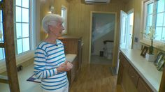 Just 30 feet long and eight feet wide, the tiny homes can be moved onto a loved one's property, reports Rachel Slavik (2:06). WCCO 4 News At 6 – July 11, 2015