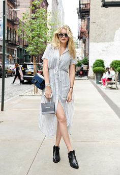 Gigi Hadid's best red carpet and street style looks: In New York City, May 2014