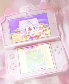 Shared by Find images and videos about cute, pink and kawaii on We Heart It - the app to get lost in what you love. All Things Cute, Girly Things, Kawaii Things, Desu Desu, Otaku Room, Kawaii Accessories, Gamer Room, Kawaii Shop, Nintendo Ds
