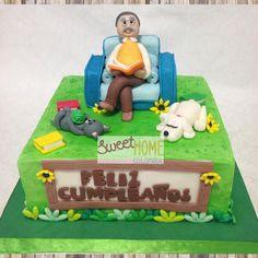 Grandfather cake