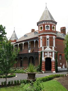 The Towers - Victorian Mansion built in 1890, Kew, Australia