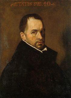 1623 - Portrait of a Cleric - Diego Vélasquez ▓█▓▒░▒▓█▓▒░▒▓█▓▒░▒▓█▓ Gᴀʙʏ﹣Fᴇ́ᴇʀɪᴇ ﹕ Bɪᴊᴏᴜx ᴀ̀ ᴛʜᴇ̀ᴍᴇs ☞  http://www.alittlemarket.com/boutique/gaby_feerie-132444.html ▓█▓▒░▒▓█▓▒░▒▓█▓▒░▒▓█▓
