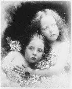 Julia Margaret Cameron, English Blossoms, 1873 Albumen silver print from glass negative