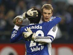Manuel bei Schalke 04 !!