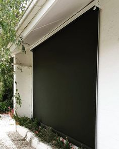 Oh what a lovely morning! This is a gear operated outdoor blind. easy to use and very neat. We manufacture in house to ensure your…