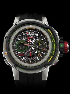 Making the leap from aeronautics to watchmaking Richard Mille the RM 39-01 Automatique Aviation E6-B (PR/Pics http://watchmobile7.com/data/News/2013/05/130506-richard_mille-RM_39-01_AUTOMATIQUE_AVIATION_E6-B.html) (3/4)