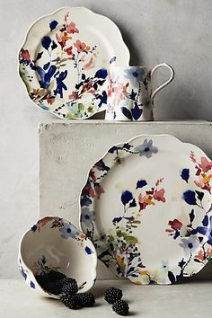 Image result for stratford pattern dishes