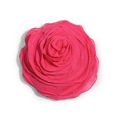 Coussin rose Fuchsia