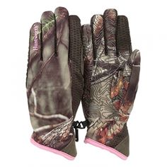 Find the Huntworth Women's Stealth Hunting Glove - Oak Tree by Huntworth at Mills Fleet Farm.  Mills has low prices and great selection on all Gloves.