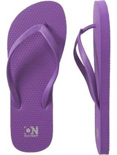 208205abbf71 Purple Flip Flops Navy Sandals