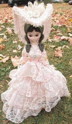 Other Dolls by Brand, Company & Character Vintage Comfortable Bras, Laura Lee, 1970s, Flower Girl Dresses, Dolls, Wedding Dresses, Pink, Vintage, Fashion