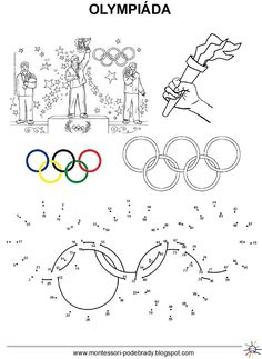 Související obrázek Sports Activities For Kids, Kids Sports, Olympic Crafts, Olympic Games, Physical Education Lessons, Kids Education, Tokyo Olympics, Summer Olympics, Colouring Pages