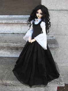 Mystic Dolls: Preview LDoll #4 - SD et MNF...