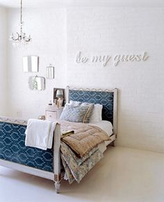 Guest room-- be our guest?