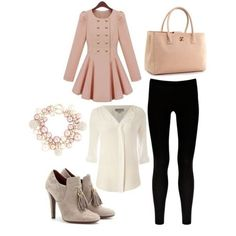 1000 Images About Girly Winter Fashion On Pinterest